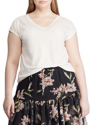 721430c32 Women - Women's Clothing - Plus Size - Tops - thebay.com
