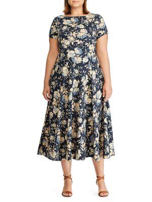 317a3e43c48 Women - Women's Clothing - Plus Size - Dresses & Jumpsuits - thebay.com