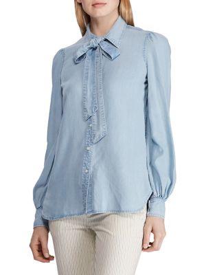1a693c3b24 Lauren Ralph Lauren | Femme - Vêtements pour femme - Hauts ...