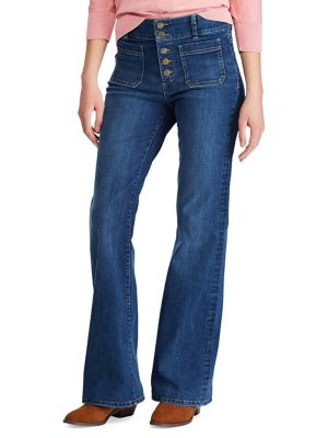 f98bc4cf87c8 Women - Women's Clothing - Jeans - Bootcut & Flared Jeans - thebay.com