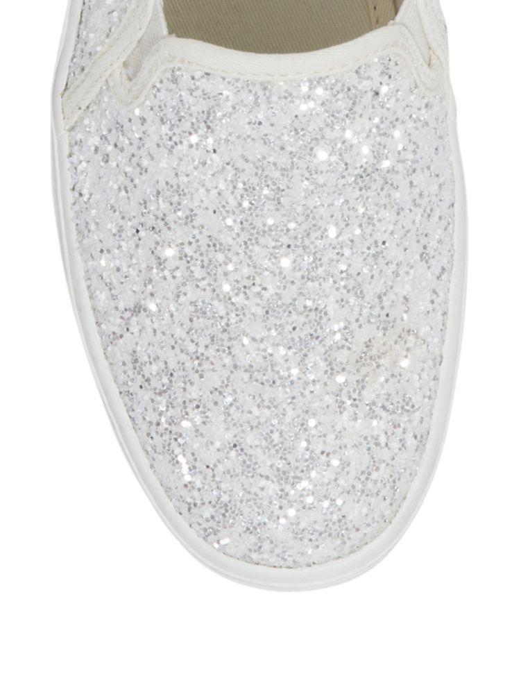 147891797fe9 Keds - Kate Spade New York Bridal x Keds Triple Decker Glitter ...