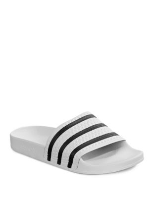 huge discount bb476 9ee08 QUICK VIEW. Adidas. Mens Adilette Slides