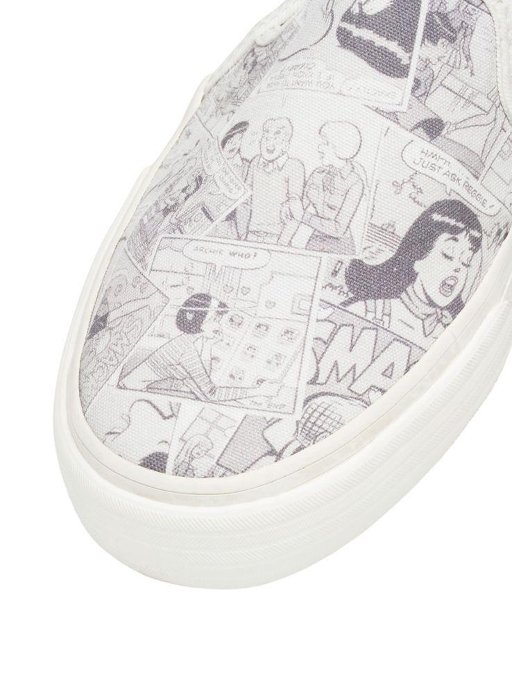 80669a303f44 Keds - Women s Keds X Betty   Veronica Comic Double Decker Sneakers ...