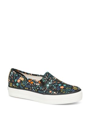 4f7323b5a1113 QUICK VIEW. Keds. Triple Decker Canvas Slip-On Sneakers