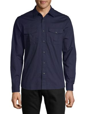 39f56f874b6e Men - Men's Clothing - Casual Button-Downs - thebay.com