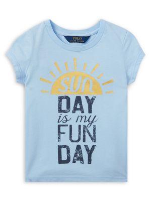fca5e430a Ralph Lauren Childrenswear | Kids - Kids' Clothing - Girls - Sizes 2 ...