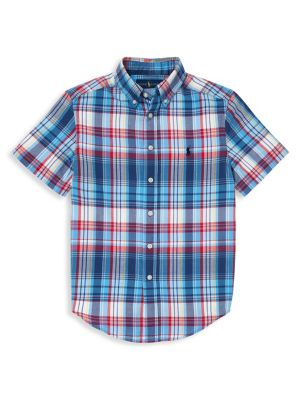 69f316461 Ralph Lauren Childrenswear | Kids - Kids' Clothing - Boys - Sizes 8 ...