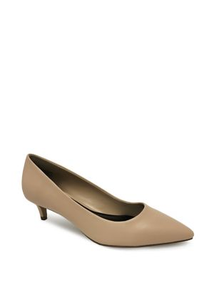 9e7ed4b5fca QUICK VIEW. Expression. Enya Pointed Toe Kitten Heel Pumps