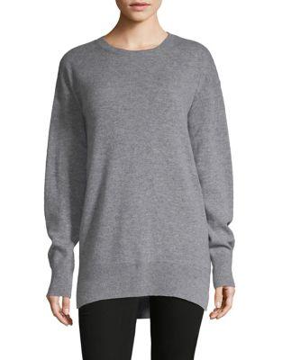 272fa2db1d5f ... Cashmere & Silk Sweater Grey. Product image