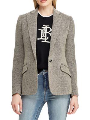 Lauren Ralph Lauren   Femme - Vêtements pour femme - Vestons et ... 1b88f5f58dac