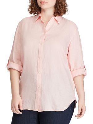 73d078382439 Lauren Ralph Lauren | Women - Women's Clothing - Plus Size - thebay.com