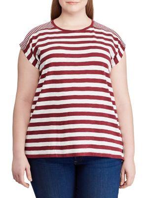 6116de1d5 Women - Women's Clothing - Plus Size - Tops - thebay.com