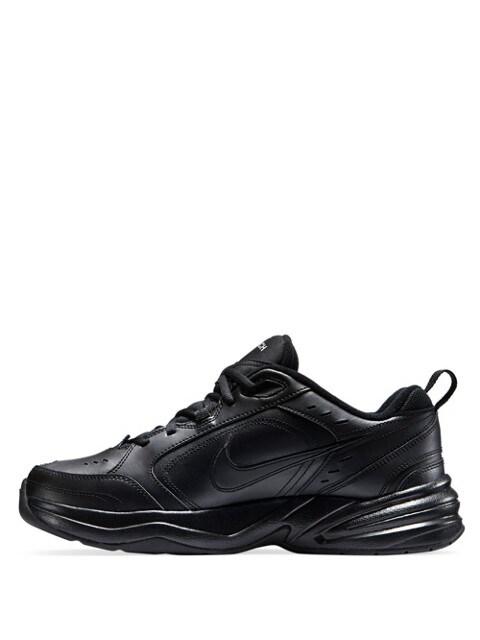 Nike Chaussures de sport Air Monarch pour hommes NOIR