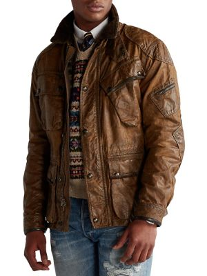The Iconic Oilcloth Jacket (Men) photo