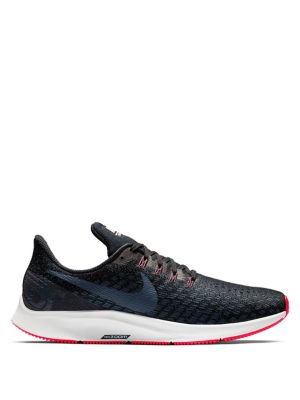 100% authentic a89f1 b30c4 Men s Air Zoom Pegasus 35 Running Sneakers BLACK. QUICK VIEW. Product image