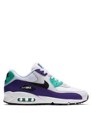 63aa8072372d3 Air Max  90 Essential Leather Sneakers WHITE. QUICK VIEW. Product image