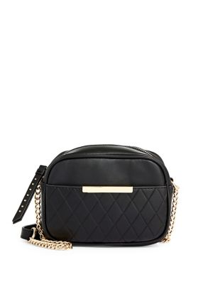 Quilted Crossbody Camera Bag by Call It Spring