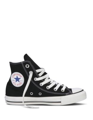 76db8891ac87bc Mens Chuck Taylor Core Hi BLACK. QUICK VIEW. Product image