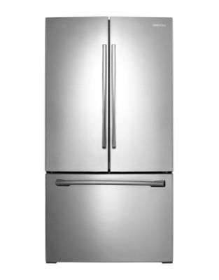 RF26HFENDSR/AA 36-inch French Door Refrigerator Stainless Steel photo