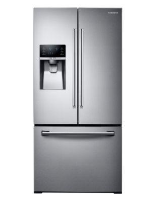 RF26J7500SR/AA 25.5 cu. ft. 3-Door French Door Refrigerator - Stainless Steel photo