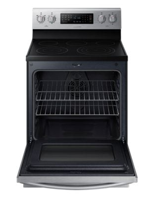 NE59J7630SS/AC 5.9 Cubic ft. Electric Range with Self-Cleaning Convection Oven (Stainless Steel) photo