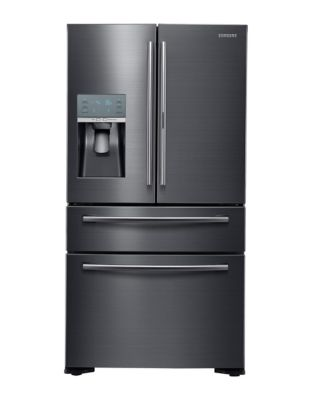 RF22KREDBSG/AA 36-inch 22 Cu. Ft. Counter Depth Refrigerator with Food Showcase photo