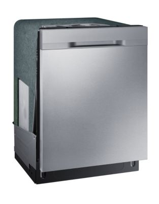 DW80K5050US/AC 24-inch Built-in 48dBA Stainless Steel Tub Dishwasher - Stainless Steel photo