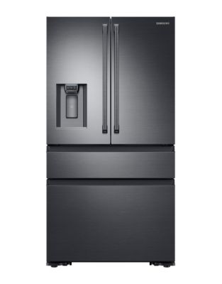 RF23M8090SG/AA 23 Cu. Ft. Counter-Depth 4-Door Refrigerator - Black Stainless photo