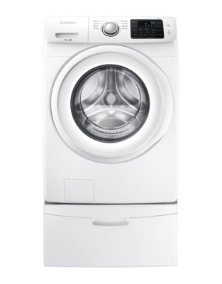 WF45M5100AW/A5 5.2 cu. ft Front Load Washer - White photo