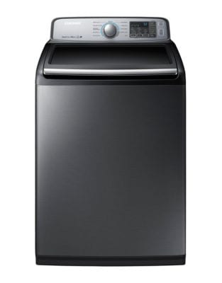 WA50M7450AP/A4 5.5 cu. ft. Top Load Washer - Platinum photo