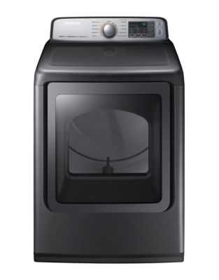 DVE50M7450P/AC 7.4 cu. ft. Electric Dryer - Platinum photo