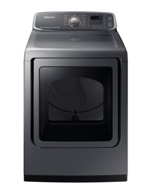 DVE52M7750P/AC 7.4 cu. ft Electric Dryer with MultiSteam photo