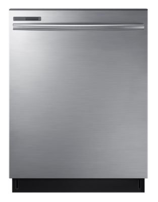 DW80M2020US/AC Hybrid Tub Dishwasher - Stainless Steel photo