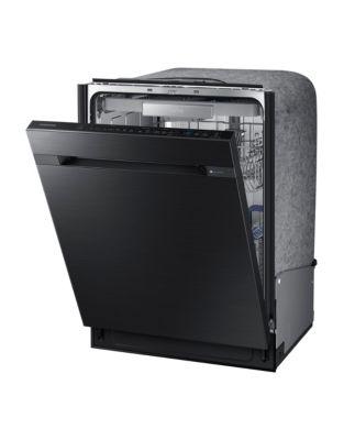 DW80M9960UG - 24 Inch Premium Plus Dishwasher with WaterWall Technology Black Stainless Steel photo