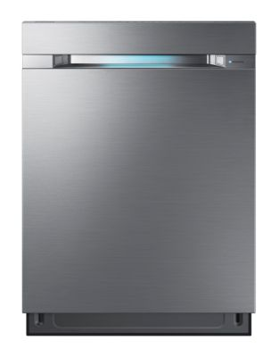 DW80M9960US/AC - 24 Inch Premium Plus Dishwasher with WaterWall Technology Stainless Steel photo