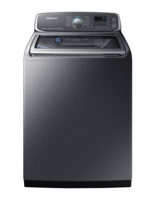 WA52M7755AP Activewash Top-Load Washer 6.0 cu. ft. - Platinum photo