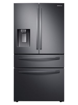 RF28R7201SG/AA 4-Door, French Door Refrigerator With Twin Cool Plus Black -Stainless Steel photo