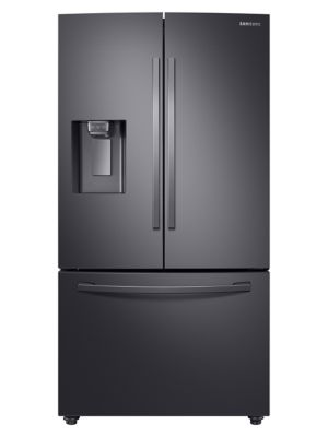 RF23R6201SG French Door Refrigerator with Twin Cooling Plus-Black stainless steel photo