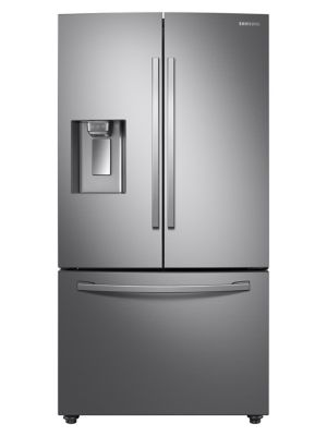 RF28R6201SR/AA 28 cu. ft. 3-Door French Door Refrigerator with CoolSelect Pantry- Stainless steel photo