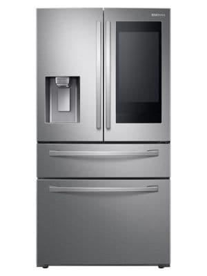 RF28R7551SR/AC 28 cu. ft. 4-Door French Door Refrigerator with 21.5