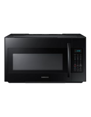 ME18H704SFB/AC 1.8 cu. ft. OTR Microwave Oven with Simple Clean Filter (Black) photo