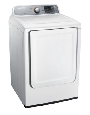 DV45H7000EW/AC 7.4 cu. ft. Electric Dryer (White) photo