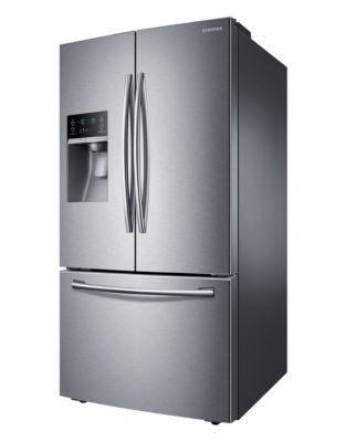 RF28HFEDBSR/AA 28.07 cu. ft. 3-Door French Door Refrigerator photo