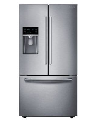 RF23HCEDBSR/AA Counter Depth 22.5 cu. ft 3-Door French Door Refrigerator (Stainless Steel) photo