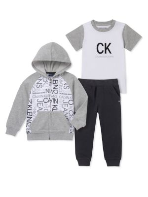 119e060a2265 QUICK VIEW. Calvin Klein. Baby Boy s 3-Piece Jacket