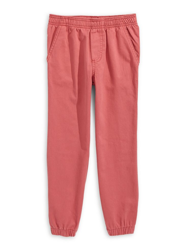 cae8278b56 Calvin Klein - Little Boy s 2-Piece Striped Shirt   Joggers Set ...