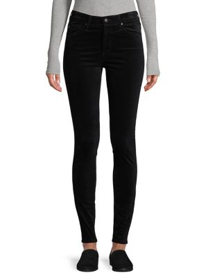 fedf87c98d6 The Farrah Skinny Jeans Super Black. QUICK VIEW. Product image. QUICK VIEW. Ag  Jeans