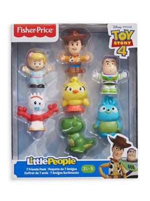 Toy Story Disney 4 Friends Pack by Little People Now $15.00 (Was $20)