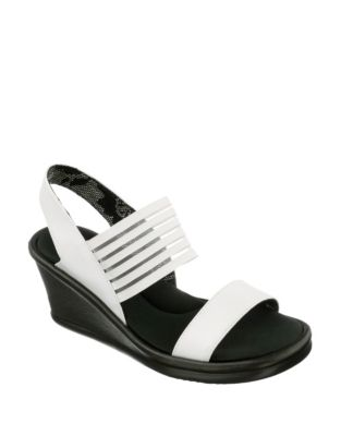 f993cb329998cb Womens Rumbler Wedge Sandals WHITE. QUICK VIEW. Product image