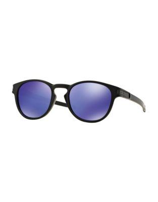 edefc2bf8c QUICK VIEW. Oakley. Latch Round Sunglasses